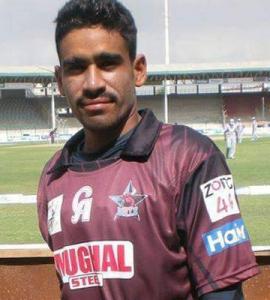 Shikarpur cricketer smashes record with triple century