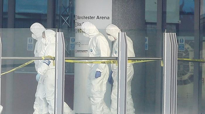 22 killed in 'suicide attack' at Ariana Grande concert in Manchester