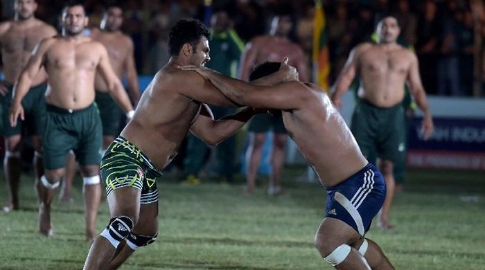 India says Pakistan players won't be allowed in Kabaddi league