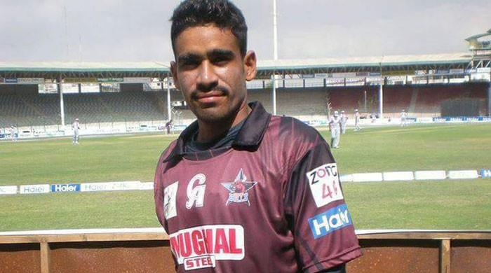 Shikarpur cricketer smashes record with triple century