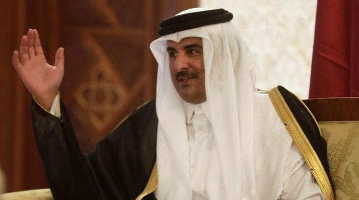 Amid regional strains, Qatar says hackers post fake comments by Emir