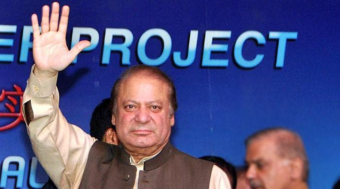 Those hurling accusations harming Pakistan, not me: PM