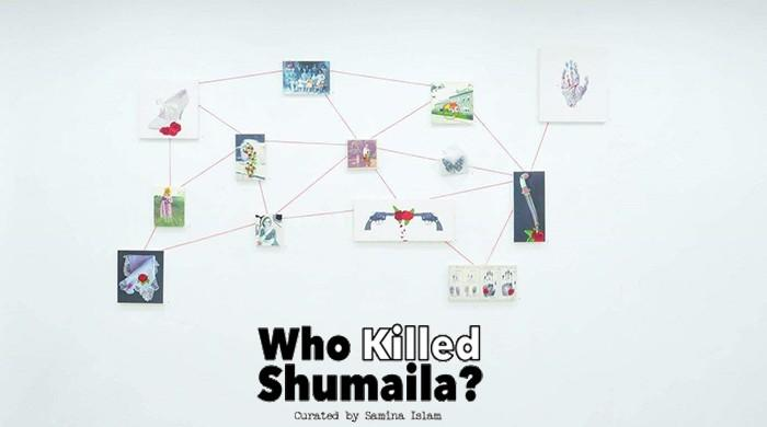 Who killed Shumaila — Forensic science turned into art