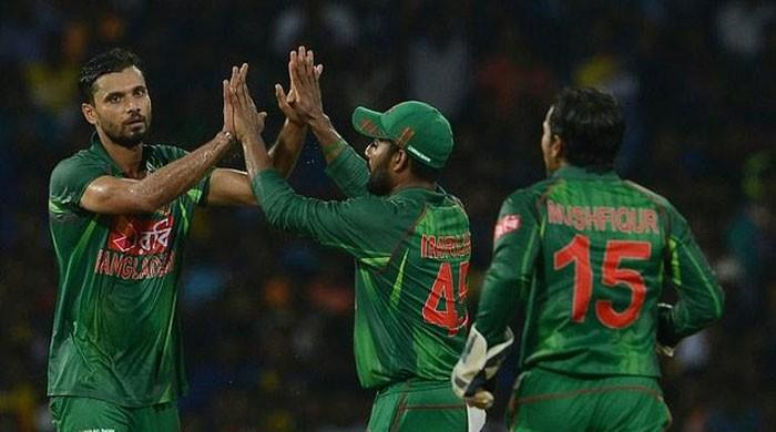 Bangladesh confident of Champions Trophy chances