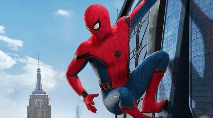 Internet roasts Spider-man: Homecoming's new poster