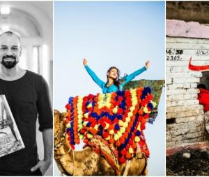 Beyond black and white: Meet the German photographer capturing Pakistan in technicolour