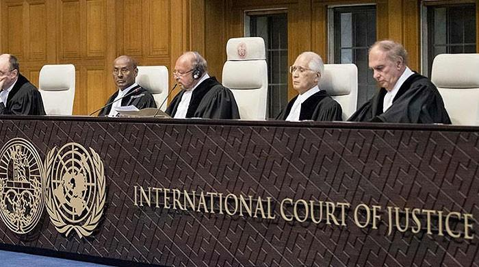 Pakistan shouldn't expect justice from ICJ