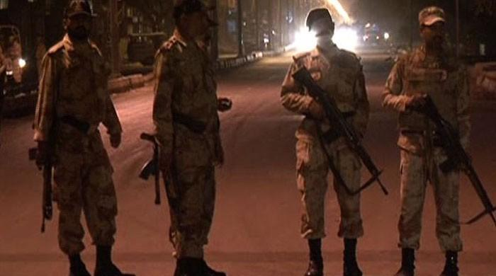 Rangers arrest seven suspects, including MQM-L activist