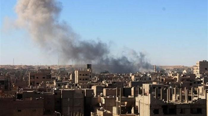 US-led Syria strike kills scores of relatives of Daesh fighters