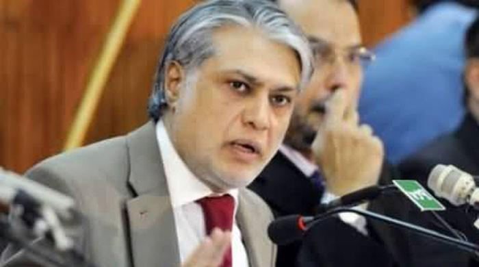 Keep politics and country`s economy separate, says Ishaq Dar