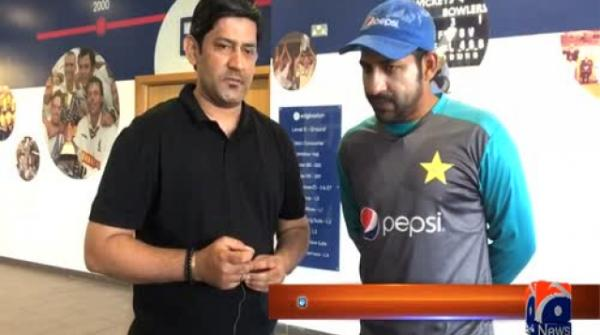 Pakistani skipper optimistic about team's chances in Champions Trophy 26-May-2017