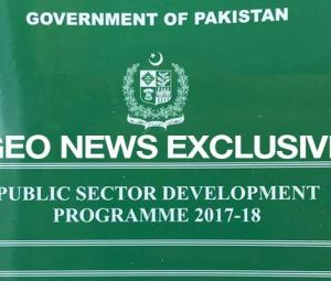 Total PSDP at Rs2,113 billion; Rs404b earmarked for energy