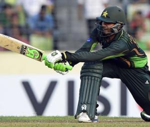 Haris Sohail joins Pakistan team in Birmingham