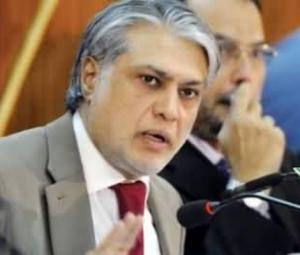 Keep politics and country`s economy separate, says Ishaq Dar