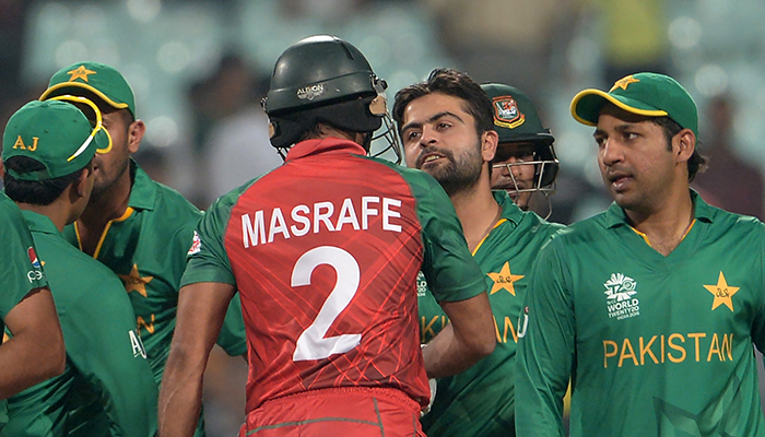ICC Champions Trophy: Bangladesh opener Tamim Iqbal demoralises Pakistan with batting masterclass