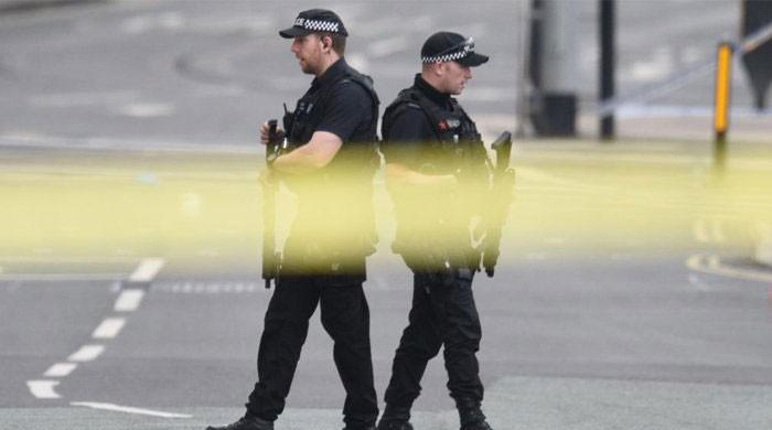UK police arrest two more in hunt for suicide bomber's network