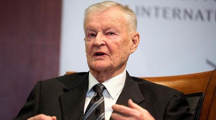 Former US national security adviser Brzezinski dies at age 89: daughter