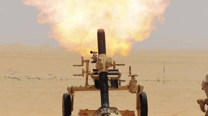 Man killed from Iranian mortar fire in Balochistan