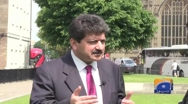 UK Election with Hamid Mir