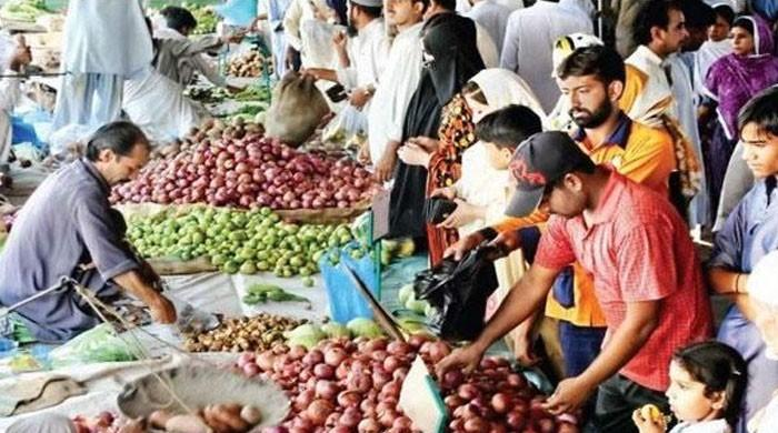 Hike in prices of food items marks arrival of Ramazan