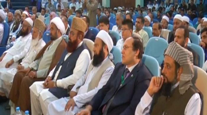 Religious scholars declare suicide attacks, armed struggle against state 'Haram'
