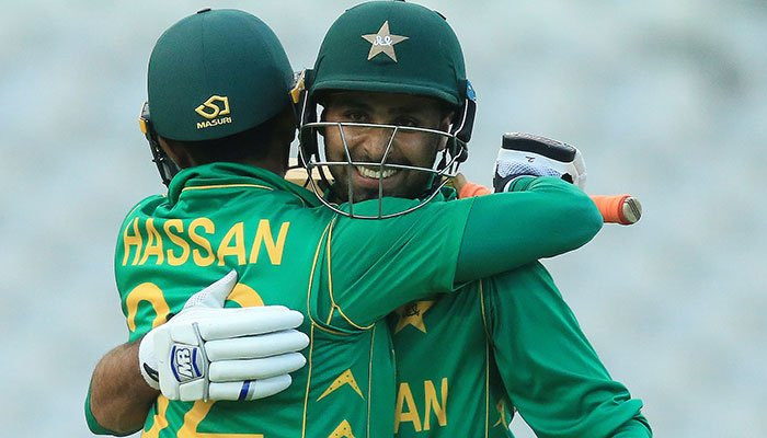 #CT17 - Warm Up Games: Pakistan chase 342 against Bangladesh