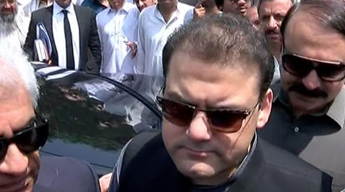 Panama case: Hussain Nawaz records statement before JIT