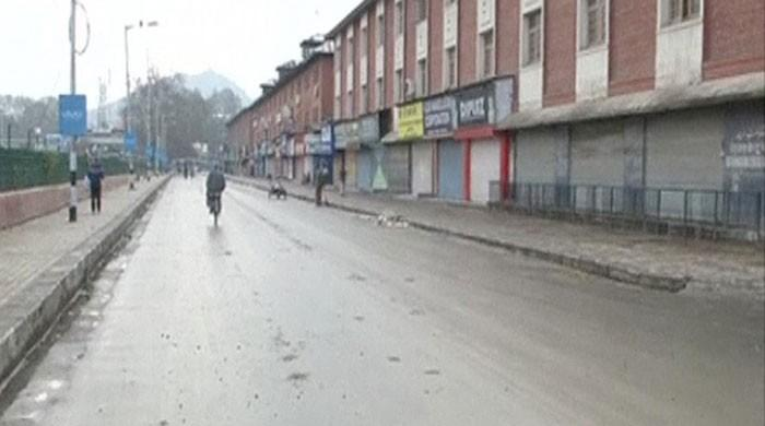 Complete shutdown observed in IoK today