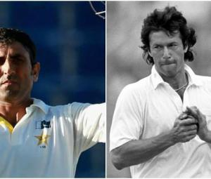 Younis Khan makes Imran Khan the captain of his all-time Test team