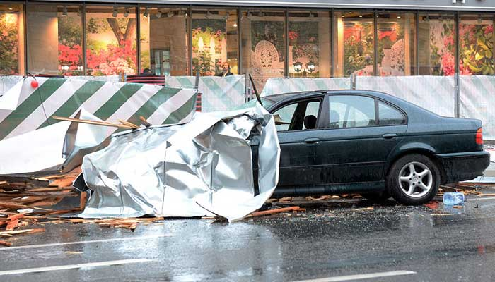 Strong winds, thunderstorms hit Moscow, killing 11 people