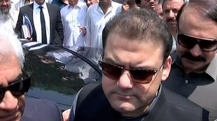 Panama case: Hussain Nawaz expresses anger following statement to JIT