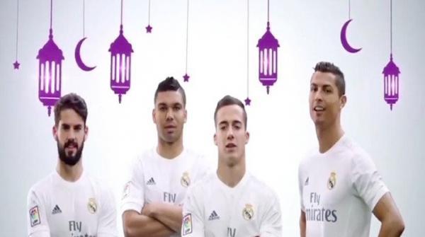فٹبالر رونالڈو نے رمضان کی مبارکباد کا پیغام دے کر دل جیت لئے