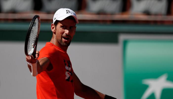 Comfortable wins for Novak Djokovic, Rafael Nadal at French Open