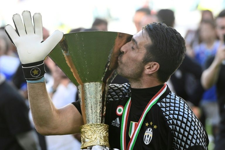 Buffon knocking on Ballon d'Or door