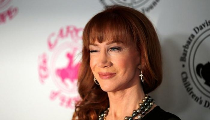 CNN fires controversial comedian Kathy Griffin over 'beheading Donald Trump' photo shoot