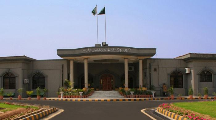 Party funding: IHC asks PTI to submit copy of election commission's detailed order