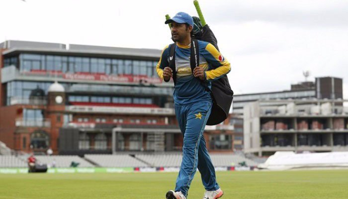 Champions Trophy: Sarfraz says team's mood is 'OK' ahead of SA match