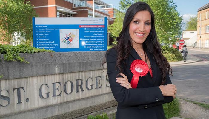 Rosena Allen-Khan- Tooting (Labour)