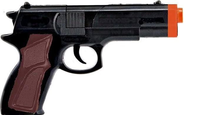 To curb street crime, sale of toy guns banned in Karachi
