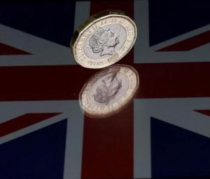 Sterling dives, FTSE thrives after UK election shock