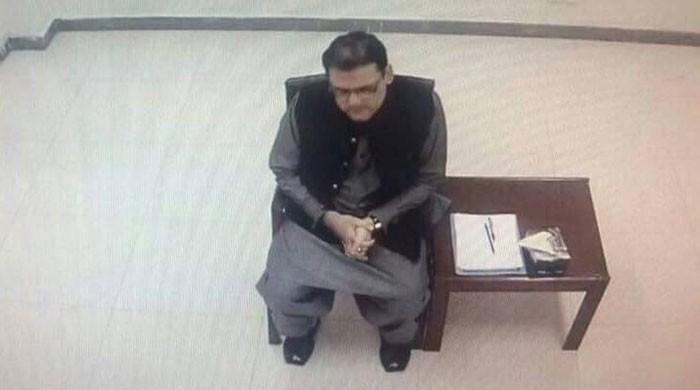 Nothing unusual about Hussain Nawaz's leaked picture