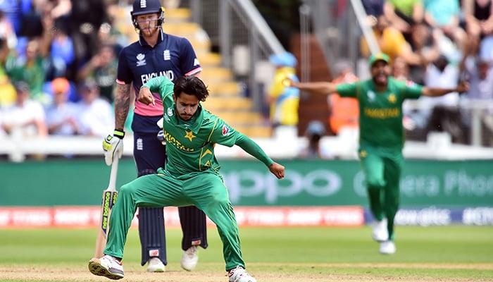 Pakistan in maiden final