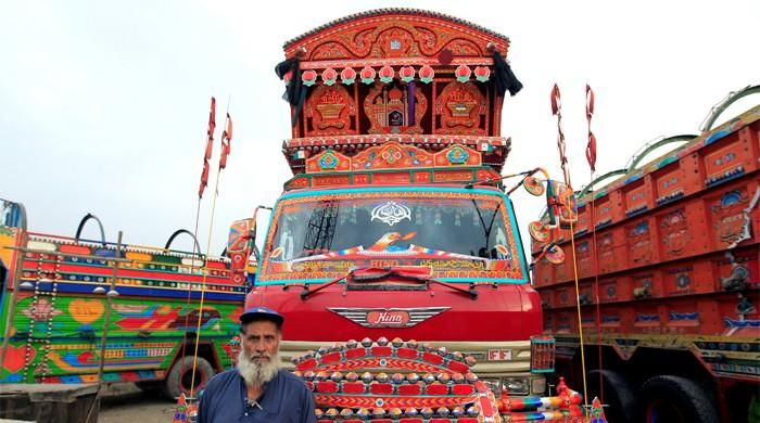 Keep on trucking: Art on the move in Pakistan