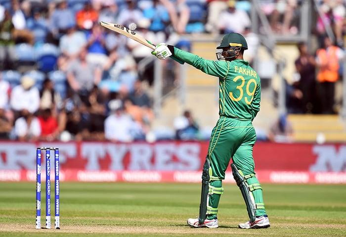Fakhar Zaman: From the Navy to cricket stardom | Sports - Geo tv