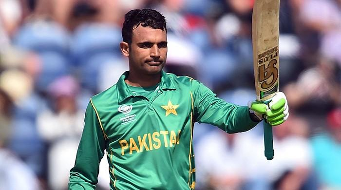 Fakhar Zaman: From the Navy to cricket stardom