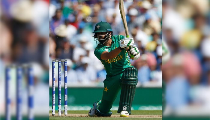 Azhar Ali seen in action