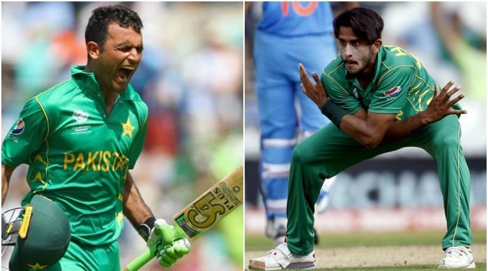 Hasan jumps to No. 7, Fakhar breaks into top 100 in ICC rankings