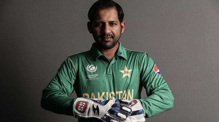 Sarfraz Ahmed named captain of 'Team of the Champions Trophy 2017'