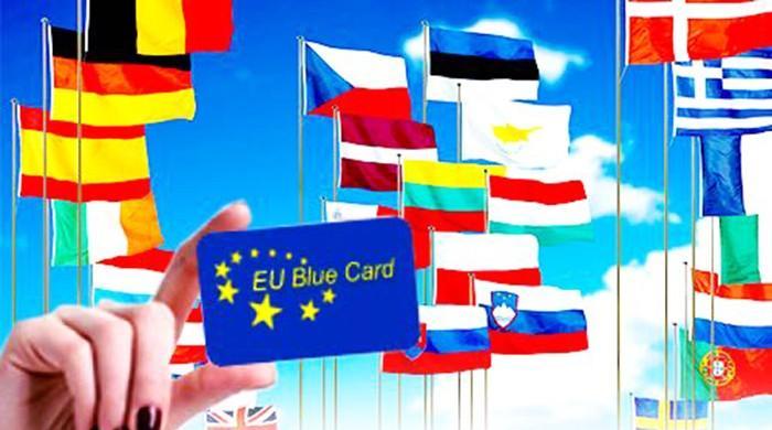 EU Blue Card scheme eligibility rules simplified