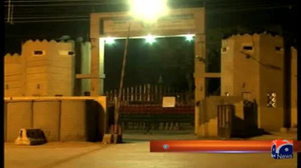 سینٹرل جیل کراچی میں آپریشن،سیکڑوں الیکٹرانک آلات برآمد